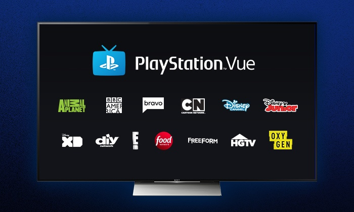 14-day Trial of PlayStation™ Vue - PlayStation™ Vue | Groupon