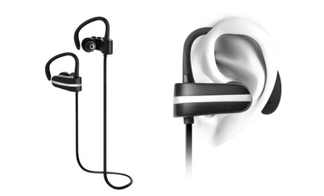 Jarv Mach 1 Water-Resistant Bluetooth Wireless Earbuds