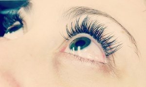Epic Lashes - Krystal Anderson: Full Set of Eyelash Extensions at Lashes by Krystal (50% Off)