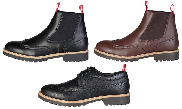 Brogue Chaussures HommeGroupon Style Style Chaussures Brogue mn08vwN