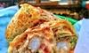25% Cash Back at Shrimpy's Burrito Bar