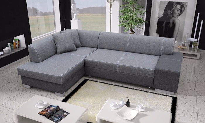 Selsey Eck Sofa Leopold Groupon Goods