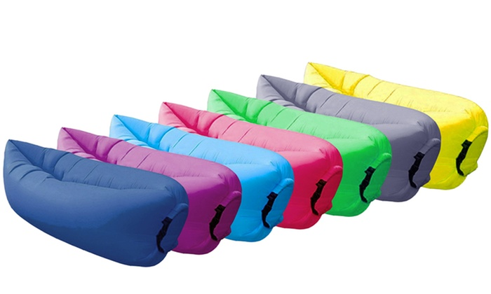 Coastal Auto Group >> Aeronana Inflatable Lounger | Groupon