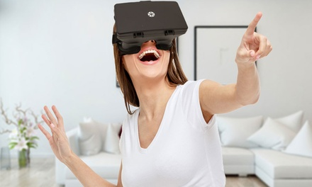 Virtual Reality VR2 Headset for Smartphones
