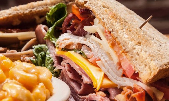 Benny's BBQ - Richmond: Barbecue Dinner at Benny's BBQ (Up to 40% Off). Three Options Available.