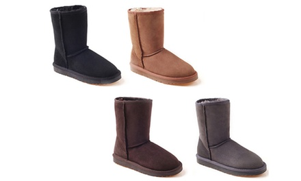 $89 for a Pair of Ozwear Classic Unisex 3/4 UGG Water Resistant Boots (Dont Pay $259)