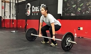 Crossfit Storrs: 10 or 20 CrossFit Classes at CrossFit Storrs (Up to 80% Off)