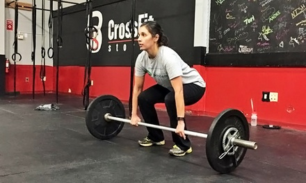10 or 20 CrossFit Classes at CrossFit Storrs (Up to 81% Off)