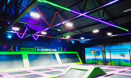 Bounce in Birmingham