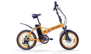 Sun City Cannes: Location à la journée de 2 vélos électriques pour 2 personnes à 45 € chez Sun City Cannes