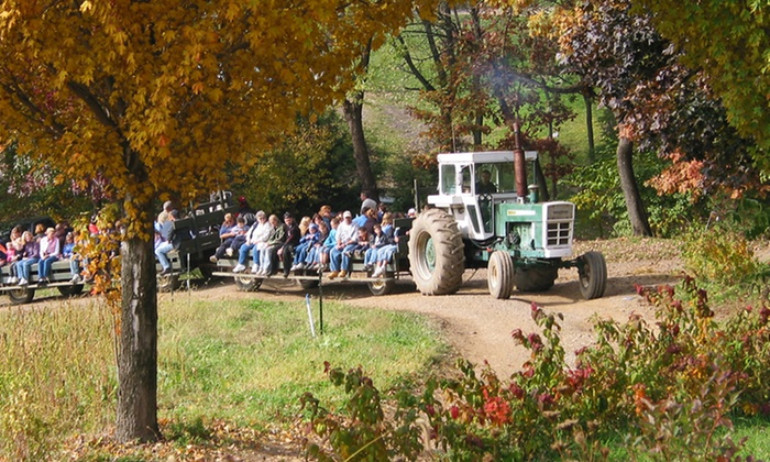 Reilly's Summer Seat Farm and Garden Center - Pittsburgh: Fall Harvest Festival Admission for Two-, Four, or Six at Reilly's Summer Seat Farm and Garden Center (50% Off)