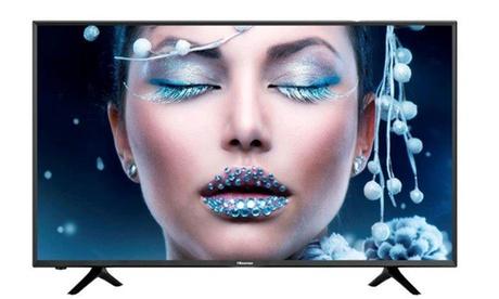 Smart TV LED Hisense H43N5305 Ultra HD Wi-Fi DVB-T2 DVB-S2 43'' con spedizione gratuita