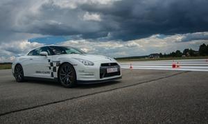 Devil Cars: Przejazd wybranym sportowym autem po torze od 90 zł w Devil-Cars - 15 lokalizacji do wyboru