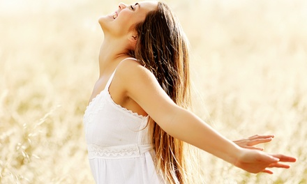 90-Minute Hypnotherapy Session from Empowered Within (65% Off)