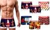 Pack de boxers de Noël Freegun