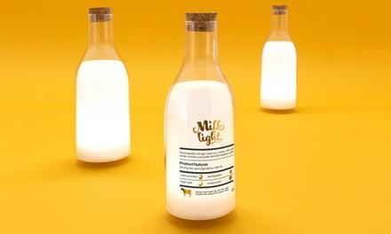Luckies Brand LED Milk Light
