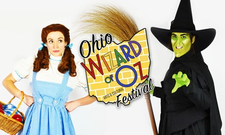 Ohio Wizard of Oz Festival for One, Two, or Four from September 28 to September 30 (Up to 46% Off)