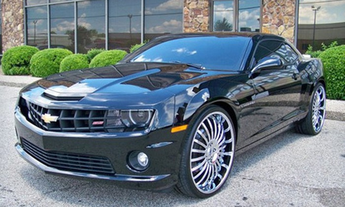 Louisville Detailing - Louisville: Express Auto Detailing for a Car, Truck, Jeep, SUV, Minivan, or Crossover at Louisville Detailing (Up to 55% Off)