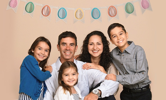 JCPenney Portrait Studio - Multiple Locations: Photo Shoot Package with Optional Digital Image at JCPenney Portraits (Up to 89%)