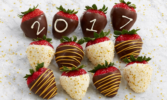 Shari's Berries - Northwest Washington: $15 for $30 Worth of Gourmet Dipped Strawberries and Chocolate Treats from Shari's Berries (50% Off)