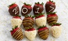 Shari's Berries: $15 for $30 Worth of Gourmet Dipped Strawberries and Chocolate Treats from Shari's Berries (50% Off)