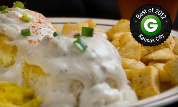 Le Peep - Multiple Locations: $7 for $15 Worth of Breakfast and Lunch Fare at Le Peep