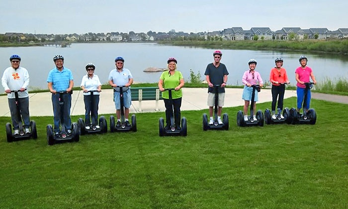 All American Segway - Madison: Segway Tour from All American Segway Tours (Up to 50% Off). Two Options Available.