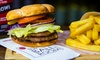 The Ball Room Sports Bar - Multiple Locations: Two Hours of Pool with Cheeseburger and Fries for Two or Four at The Ball Room Sports Bar (Up to 46% Off)