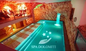 Spa Dolomiti Hotel Cima Rosetta: Spa di coppia, pranzo o cena allo Spa Dolomiti Hotel Cima Rosetta e Taufer Restaurant (sconto fino a 66%)