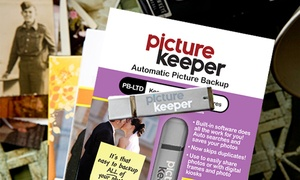 Picture Keeper: Photo-Backup Devices from Picture Keeper(60% Off). Four Options Available.