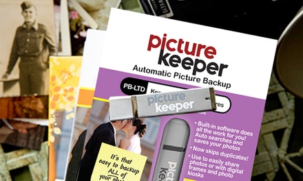 Photo-Backup Devices from Picture Keeper (Up to 60% Off). Four Options Available.