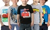 Attires Mena Trading: Up to Six Boy's Licensed Character T-Shirts from AED 69