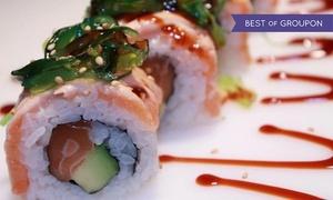 Sushi San Fermo: Menu sushi All you can eat e vino o birra per 2 o 4 persone al ristorante Sushi San Fermo di Padova (sconto fino a 53%)