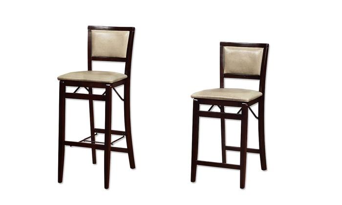 Folding Counter And Bar Stools Groupon Goods