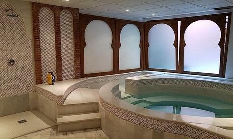 Circuito termal para dos personas con opción a masaje o tratamiento de chocolate desde 16,95€ en Palacete del Corregidor Oferta en Groupon