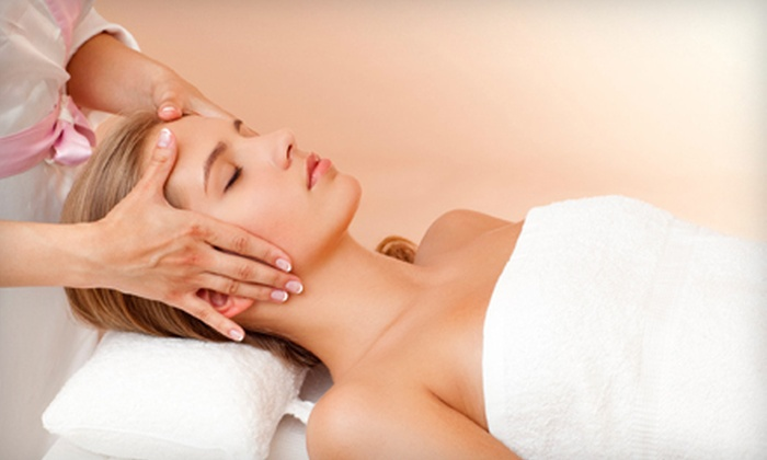 Clix Hair and Nails - Oviedo: $95 for a Spa Package with Swedish Massage, Custom Facial, and Mani-Pedi at Clix Hair and Nails in Oviedo ($190 Value)