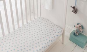 Draps bébé 100% coton biologique -65% réduction