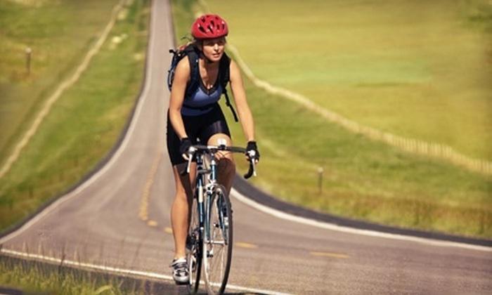 Pedal Power Bike Shop - Lexington: $85 for a Professional Bike Fitting at Pedal Power Bike Shop ($170 Value)