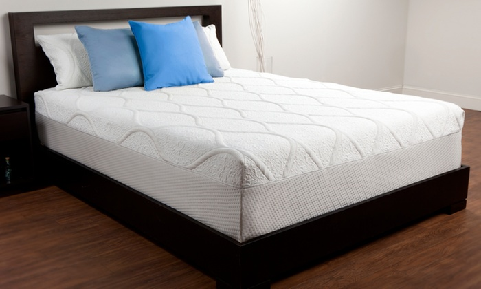 "Sealy Sensogel 14"" Mattress"