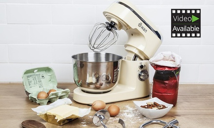 Swan RetroStyle Stand Mixer in Choice of Colour With Free Delivery