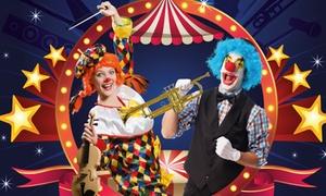 Cyrkowa Orkiestra Show – Koncert dla dzieci: Od 24,90 zł: bilet na wydarzenie Cyrkowa Orkiestra Show – Koncert dla dzieci w 4 miastach (do -38%)
