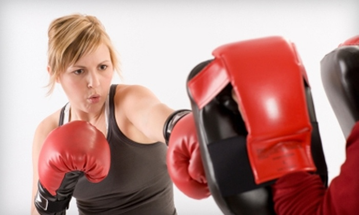 Round 1 Boxing - The Lakes/Country Club: $28 for a 10-Class Pass for Boxing and Conditioning to Round 1 Boxing