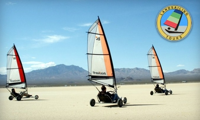 Land Sailing Tours - Clark: $140 for a Land-Sailing Adventure from Land Sailing Tours