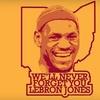 LeBronJones.com: $8 for Anti-LeBron James T-Shirt from LeBronJones.com ($21.94 Value)