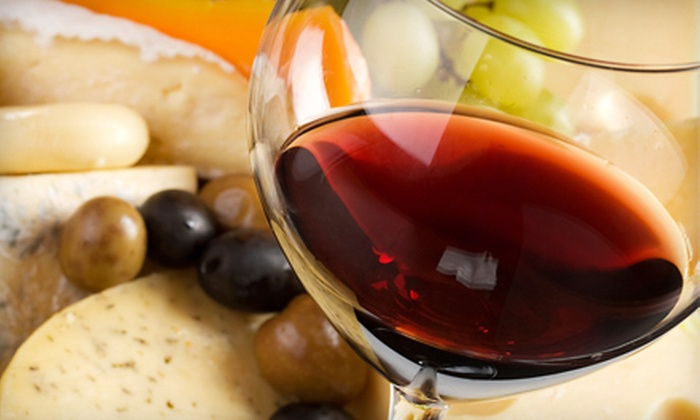 The Lodge at Wilderness Ridge - Porter Ridge: $15 for a Wine-and-Cheese Pairing for Two at The Lodge at Wilderness Ridge ($37 Value)