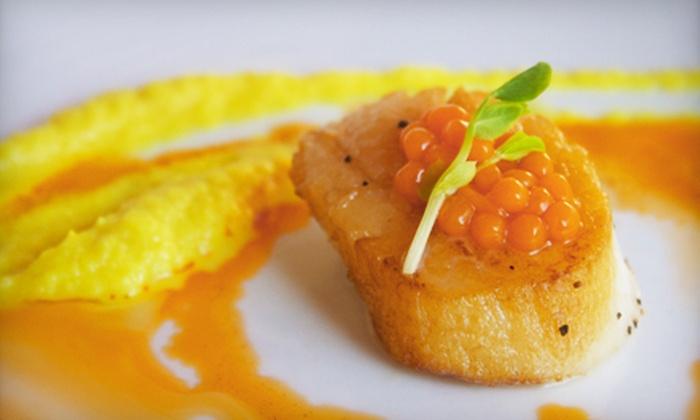 Restaurant Solace - Asheville: Upscale American Fare at Restaurant Solace