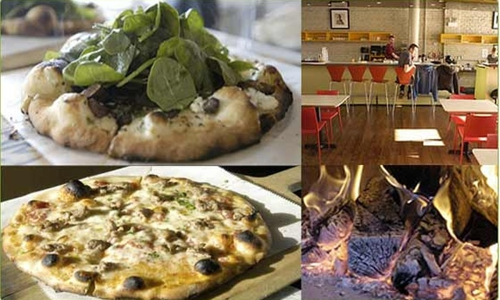 Crust - Chicago: $30 Voucher for $15 at Crust