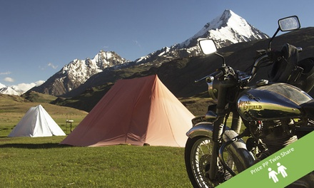 India: From $1,180 Per Person for Himalayan 11 Night Motorbike Tour Challenge with Meals with World Travel Experiences