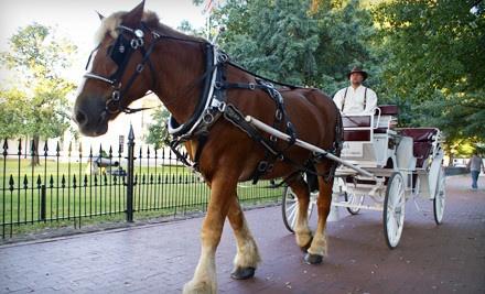 Little Rock Carriage Company - Little Rock Carriage Company in Little Rock