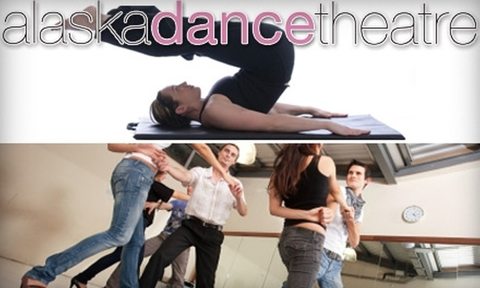 Alaska Dance Theatre - Anchorage: $30 for Five Pilates Classes at Alaska Dance Theatre ($60 Value)